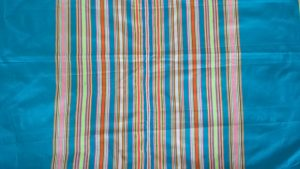 Blue Karen Fabric