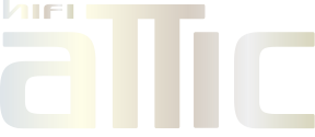 hifi attic logo simple
