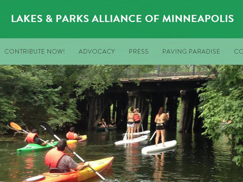 Lakes and Parks Alliance of Minneapolis
